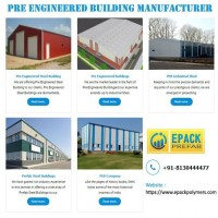 Prefabricated Buildings Manufacturer  Supplier