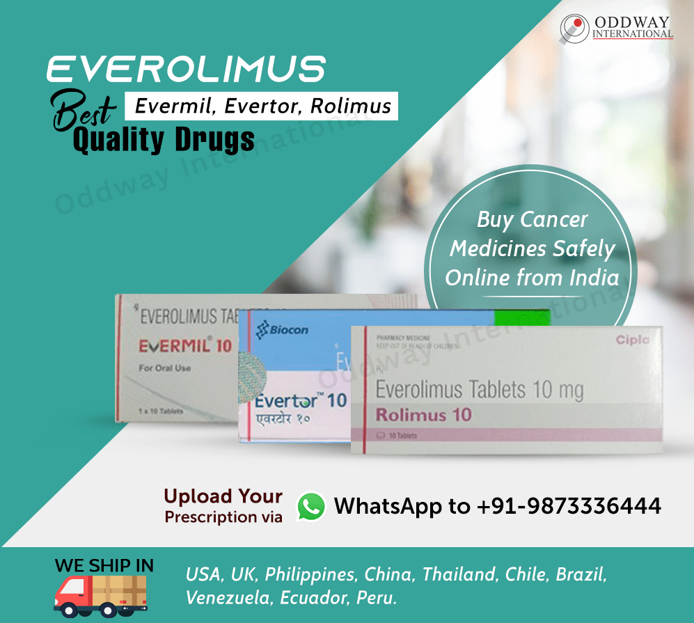 Everolimus At Wholesale Cost From Bulk Supplier  Exporter