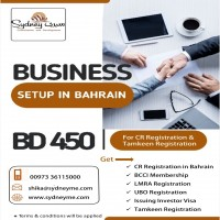 Company Formation and Tamkeen Registration BD 450 only